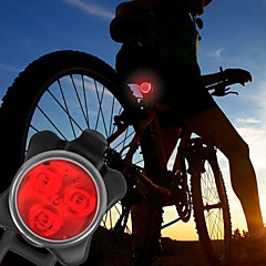 billige Cykellys-Cykellys Forlygte til cykel Baglygte til cykel LED - Cykling Nemt at bære Varsling C-Cell 40 Lumen Usb Dagligdags Brug Cykling