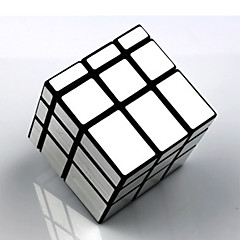 Rubik's Cube Smooth Speed Cube 3*3*3 Mirror Cube Magic Cube Professional Level Speed ABS New Year Children's Day Gift