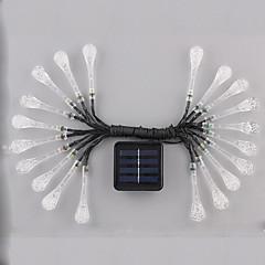 preiswerte LED Lichtstreifen-5m Leuchtgirlanden 20 LEDs LED Diode Warmes Weiß / RGB / Weiß Wasserfest <5 V / IP65
