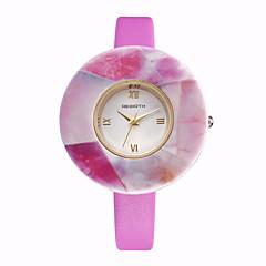 お買い得  メンズ腕時計-REBIRTH 女性用 リストウォッチ クォーツ 白 / ブルー / ピンク ホット販売 / ハンズ レディース カジュアル ファッション エレガント - ローズ ピンク ライトブルー