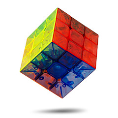 Rubik's Cube YongJun Smooth Speed Cube 3*3*3 Magic Cube Professional Level Speed ABS Square New Year Children's Day Gift