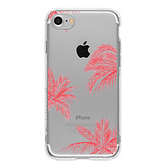 Mert iPhone 7 tok / iPhone 7 Plus tok / iPhone 6 tok Minta Case Hátlap Case Látvány Puha TPU AppleiPhone 7 Plus / iPhone 7 / iPhone 6s