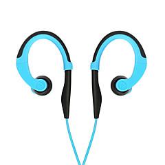 olcso Headsetek és fejhallgatók-PISEN R101 Fülben Fülkampó Vezetékes Fejhallgatók Műanyag Sport & Fitness Fülhallgató Mikrofonnal Zajszűrő Fejhallgató