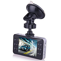cheap Car Electronics-1080P HD 2.7 Inch 140 Degree Wide Angle 12.0MP Car DVR Camera