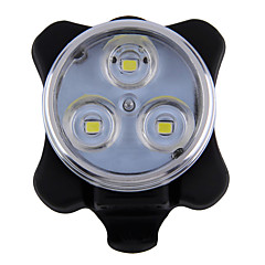 cheap -Headlamps Bike Lights Rear Bike Light LED LED Cycling Rechargeable Waterproof Warning Super Light Compact Size USB 100 -130 Lumens USB