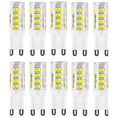 4W G9 2-pins LED-lampen T 51 leds SMD 2835 Waterbestendig Decoratief Warm wit Koel wit 400-500lm 3000/6000K AC 220-240V