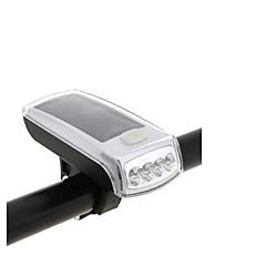 halpa Pyöräilyvalot-Pyöräilyvalot turvavalot Polkupyörän etuvalo LED - Pyöräily Ladattava LED-valo Muuta Lumenia Aurinkopaneeli USB Pyöräily