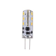 economico Lampadine LED-460 lm G4 Luci LED Bi-pin Tubolare 24 Perline LED SMD 3014 Decorativo Bianco caldo / Luce fredda 12 V / 1 pezzo / RoHs