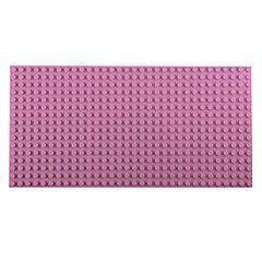 Bouwblokken voor Gift Bouwblokken Modelbouw & constructiespeelgoed Vierkant Kunststof boven 3Zilver / Grijs / Bruin / Orange / Rood /