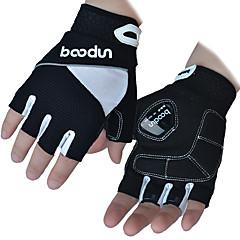 Rękawiczki sportowe Rękawiczki rowerowe Quick Dry Przepuszczalność wilgoci Oddychający Wearproof Ochronne Odporny na wstrząsy Bez palców