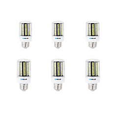 cheap LED Bulbs-BRELONG® 8W 800 lm E14 E26/E27 B22 LED Corn Lights B 136 leds SMD 5733 Decorative Warm White Cold White AC 200-240V AC 220-240V