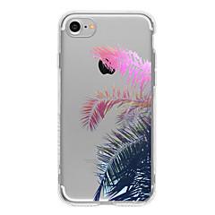 Недорогие Кейсы для iPhone 7 Plus-Кейс для Назначение Apple iPhone 7 / iPhone 7 Plus / iPhone 6 С узором Кейс на заднюю панель Пейзаж Мягкий ТПУ для iPhone 7 Plus / iPhone 7 / iPhone 6s Plus