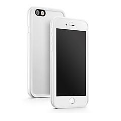 Недорогие Кейсы для iPhone 7-Кейс для Назначение Apple iPhone 8 iPhone 8 Plus iPhone 6 iPhone 6 Plus iPhone 7 Plus iPhone 7 Защита от влаги Прозрачный Чехол Сплошной