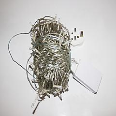 olcso LED szalagfények-COSMOSLIGHT 300 LED Meleg fehér Fehér Kék Vízálló Színváltós AC 220 AC 220V