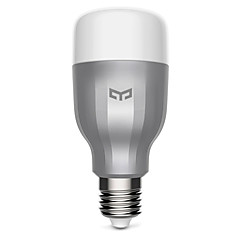 Orijinal Xiaomi yeelight renkli akıllı led ampul wifi uzaktan kumanda sıcaklığı romantik lamba