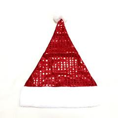 좋은 품질의 크리스마스 캡 10PCS