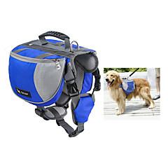 お買い得  犬用品&グルーミング用品-犬 犬パック ペット用 キャリア 防水 携帯用 オレンジ レッド ブルー ブラック