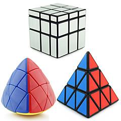 ο κύβος του Ρούμπικ Ομαλή Cube Ταχύτητα Pyraminx Alien Κύκλος καθρέπτη Ταχύτητα επαγγελματικό Επίπεδο Μαγικοί κύβοι Triunghi Νέος Χρόνος