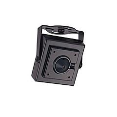 CMOS 600tvl turvallisuus sisätiloissa valvontakameran mini kameran pinhole kamera piilokamera