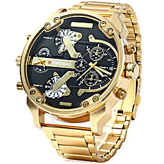 SHIWEIBAO Watch Men Luxury Brand Men Army Military Wristwatches Clock Male Gold Watch Relogio Masculino