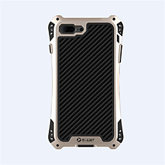 Назначение Кейс для iPhone 7 Кейс для iPhone 7 Plus Чехлы панели Защита от удара Чехол Кейс для броня Твердый Металл для AppleiPhone 7