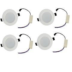LED mélysugárzók Meleg fehér / Hideg fehér LED 4 db.