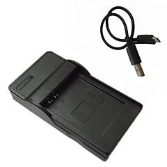 micro usb caméra mobile chargeur de batterie 6l pour Canon NB-6L ixus 95 210 105 310 s90 s95 SX500