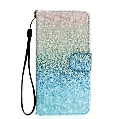 tanie Galaxy S6 Etui / Pokrowce-Kılıf Na Samsung Galaxy S7 edge S7 Etui na karty Portfel Z podpórką Pełne etui Przejście kolorów Twarde Skóra PU na S7 edge S7 S6 edge S6
