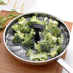 abordables Novedades-Herramientas de cocina Acero inoxidable Multifunción / Mejor calidad / Cocina creativa Gadget Utensilios de cocina 1pc