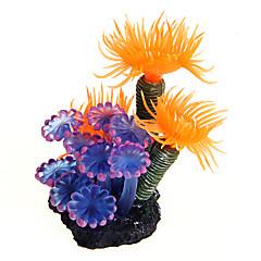 hesapli -Akvaryum Dekorasyonu Su Bitkisi Saç Süsleri