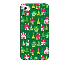 Недорогие Кейсы для iPhone 7 Plus-Для С узором Кейс для Задняя крышка Кейс для Плитка Мягкий TPU для AppleiPhone 7 Plus / iPhone 7 / iPhone 6s Plus/6 Plus / iPhone 6s/6 /
