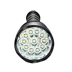 Latarki LED LED 3800 lm 5 Tryb LED Wodoodporne Superlekkie High Power Przysłonięcia Obóz/wycieczka/alpinizm jaskiniowy Do użytku