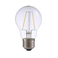 お買い得  LED 電球-GMY® 200lm E26 フィラメントタイプLED電球 A17 2 LEDビーズ COB 調光可能 温白色 110-130V