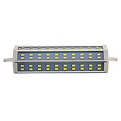 preiswerte LED-Birnen-1pc 25 W 1800 lm R7S Röhrenlampen 60 LED-Perlen SMD 5730 Doppelkopf Warmes Weiß / Kühles Weiß 85-265 V / 1 Stück / RoHs