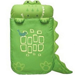 Sleeping Bag Double Wide Bag Duck Down 10°C Well-ventilated Waterproof Portable Windproof Rain-Proof Foldable Rectangular Sealed For Kids