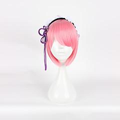 Szerepjáték Parókák Szerepjáték Szerepjáték Anime Szerepjáték parókák 35cm CM Hőálló rost Nő