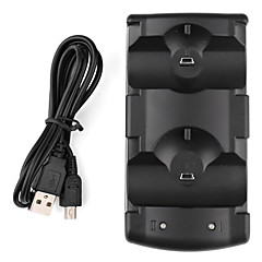 cheap PS3 Accessories-Mini Dual Charging Dock for PS3