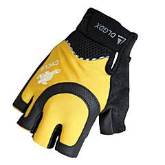 Γάντια για Δραστηριότητες/ Αθλήματα Γιούνισεξ Γάντια ποδηλασίας Φθινόπωρο Άνοιξη Καλοκαίρι Γάντια ποδηλασίαςΑνατομικός Σχεδιασμός