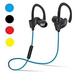 szkinston de auricular estéreo de alta calidad bluetooth4.1 auricular colgante impermeable oreja con micrófono de manos libres de llamadas