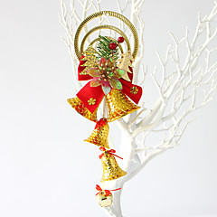 1db színes random karácsonyi dekoráció ajándék szerepe ofing karácsonyfadísz karácsonyi ajándék lógni actthe szerepe harang