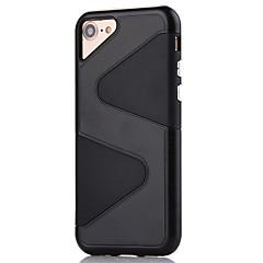 Для Вода / Грязь / Надежная защита от повреждений Кейс для Задняя крышка Кейс для Армированный Твердый PC для AppleiPhone 7 Plus / iPhone