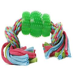 강아지 장난감 반려동물 장난감 치석제거 장난감 Rope
