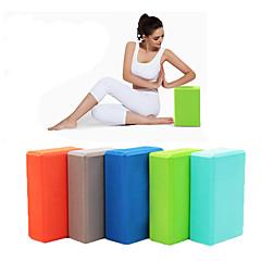Bloco de Yoga EVA Ioga Pilates Ginásio Crianças Feminino Unisexo