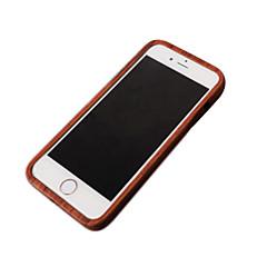 γνήσια περίπτωση μασίφ ξύλο για το iPhone 6s 6 συν φυσικά χειροποίητα ξύλο