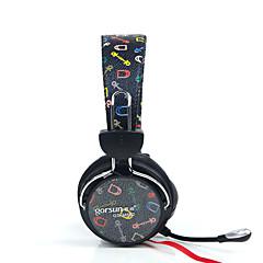 semleges termék GS-788 Fejhallgatók (fejpánt)ForMédialejátszó/tablet / Mobiltelefon / SzámítógépWithMikrofonnal / DJ / Hangerő