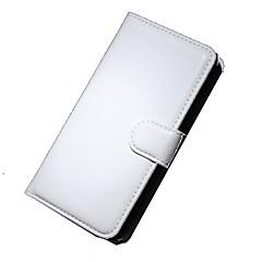 Na Etui Nokii Portfel / Etui na karty / Z podpórką Kılıf Futerał Kılıf Jeden kolor Twarde Skóra PU Nokia Nokia Lumia 1520
