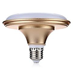 preiswerte LED-Birnen-1pc 18W 1500lm E26 / E27 LED Kugelbirnen 36 LED-Perlen SMD 5730 Dekorativ Weiß 175-265V / 1 Stück / RoHs