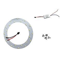 12W fehér 6500K 5730 x 24 SMD LED vezetett mennyezeti lámpa panelek erejű mágneses