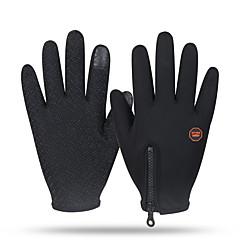 billige Cykelhandsker-XINTOWN Aktivitets- / Sportshandsker Cykelhandsker Løbehandsker Touch Handsker Hold Varm Vindtæt Fleecefoer Støv-sikker Påførelig Fuld
