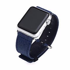 voordelige Apple Watch-bandjes-Horlogeband voor Apple Watch Series 3 / 2 / 1 Apple Klassieke gesp Stof Polsband